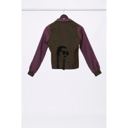 3D еmbroidered jacket